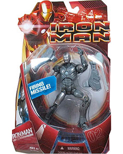 HASBRO 映画版 IRON MAN SERIES 1 IRON MAN MARK II